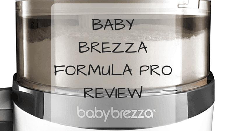 Baby Brezza Formula Pro Review