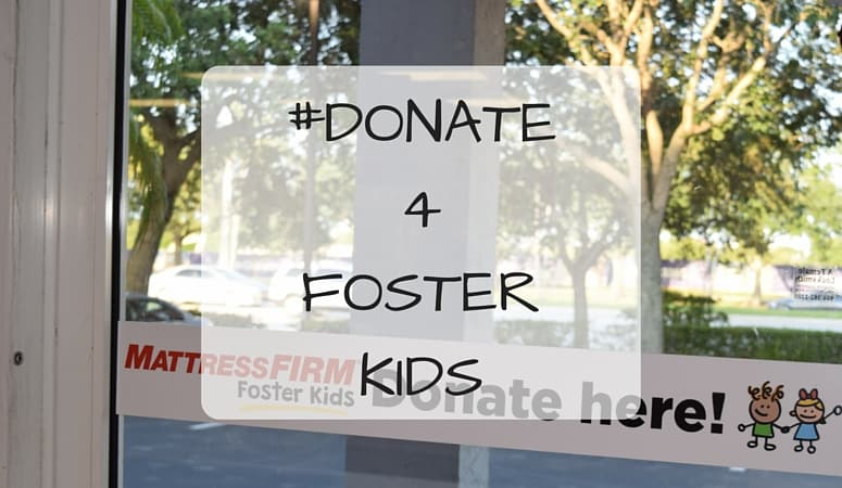 #Donate4FosterKids