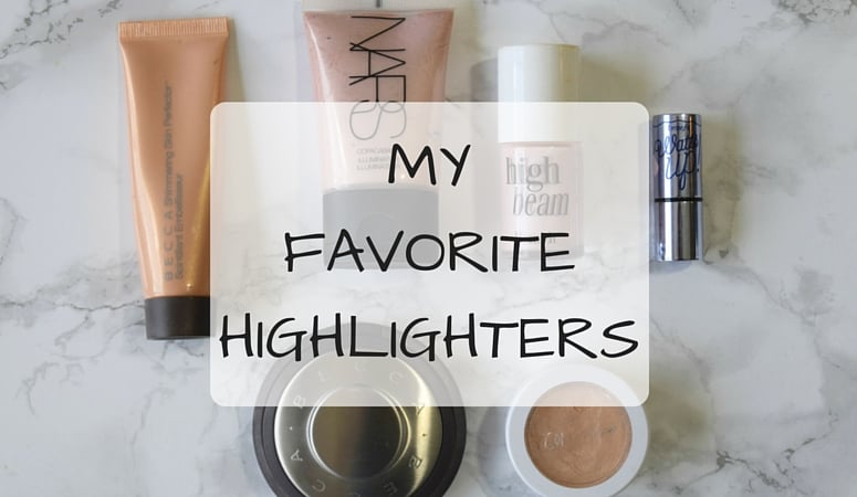 My Favorite Highlighters