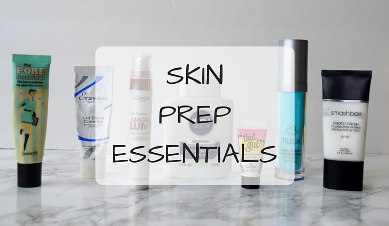 Skin Prep Essentials