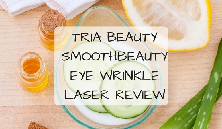 Tria Beauty SmoothBeauty™ Eye Wrinkle Laser Review