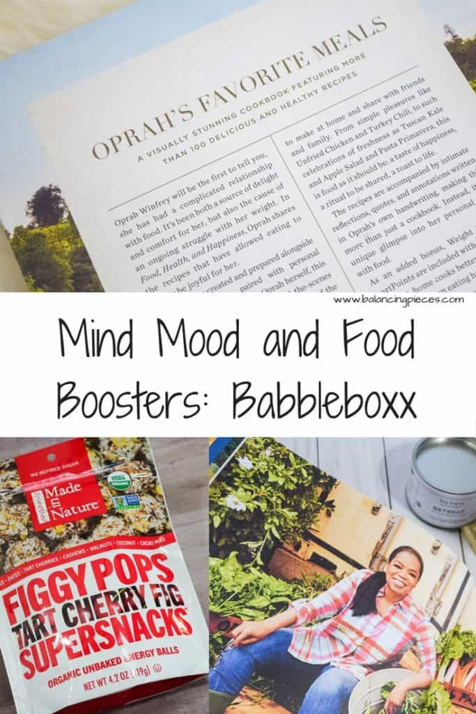 Mind Mood and Food Boosters: Babbleboxx