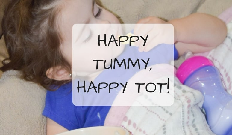 Happy Tummy, Happy Tot!