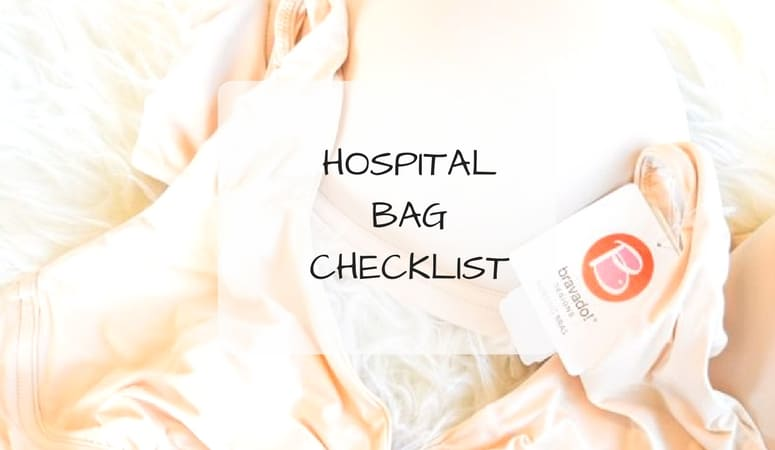 My Hospital Bag Checklist