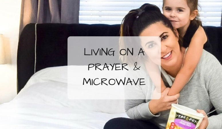 Living On A Prayer & Microwave