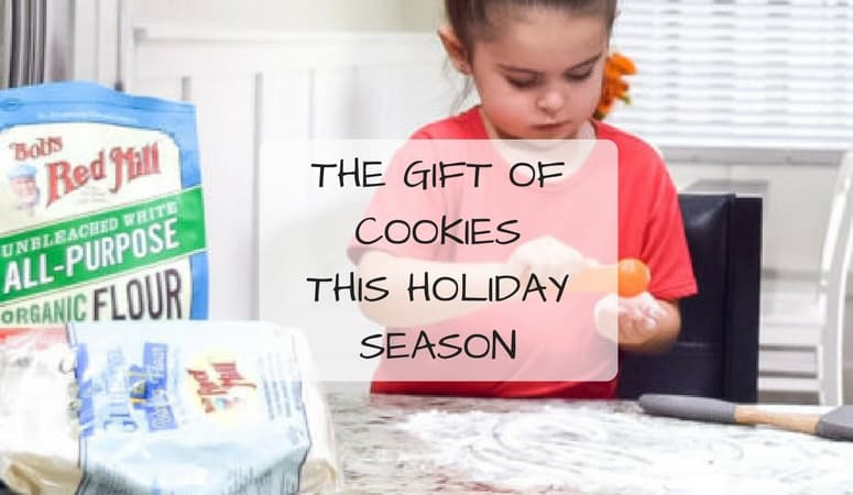 The Gift of Cookies This Holiday Season