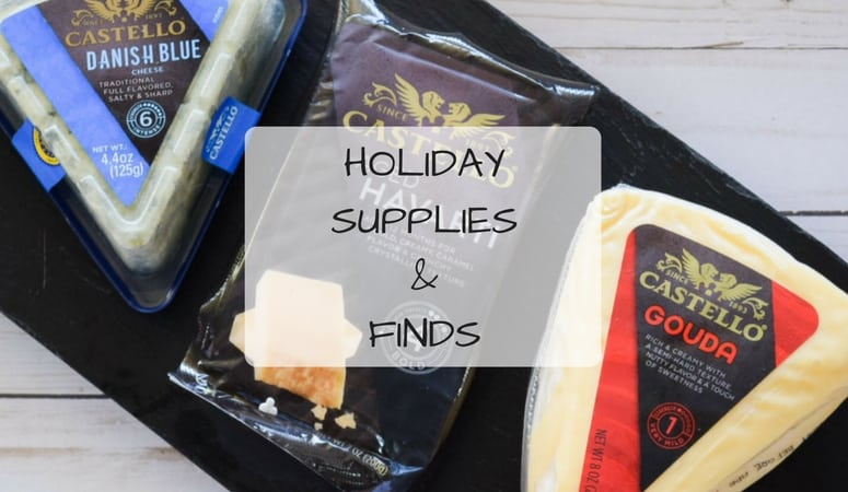 Holiday Supplies & Finds