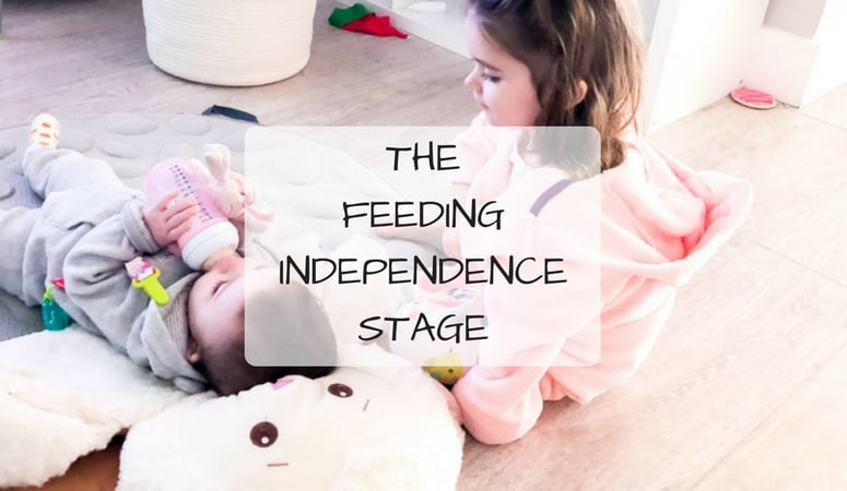 The Feeding Independence Stage