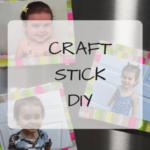 Craft Stick DIY