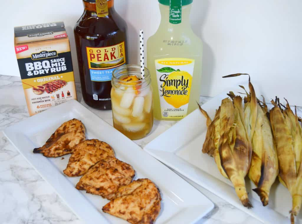 Orlando Lifestyle Blogger, Kristen from Balancing Pieces is sharing the some of the best summer BBQ recipes including BBQ sauce, lemonade and iced tea #BestSummerBBQ.