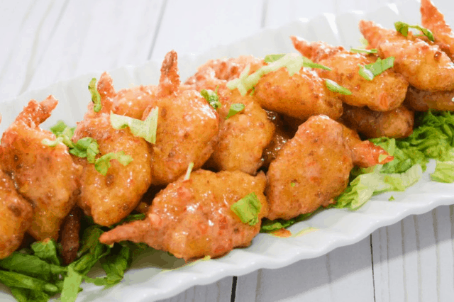 Bang Bang Shrimp Recipe & Wine