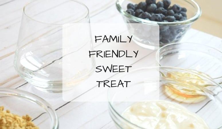 Family Friendly Sweet Treat