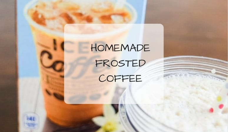 Homemade Frosted Coffee