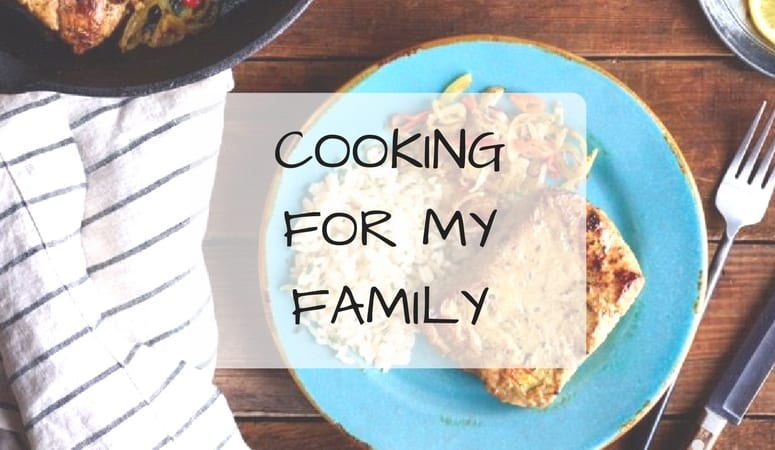 Cooking For My Family