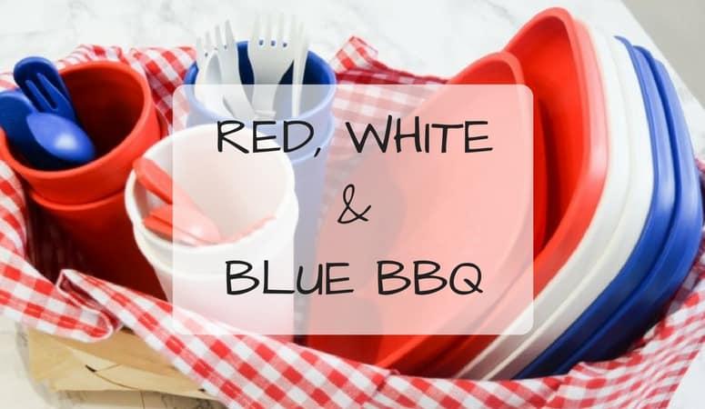 Red, White & Blue BBQ