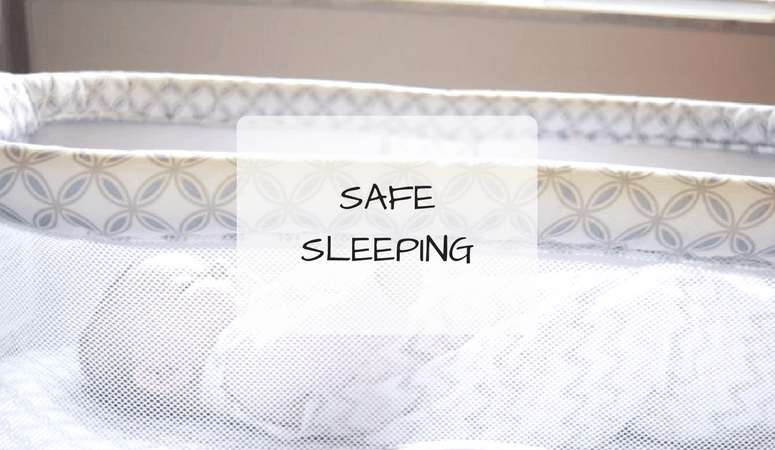 Halo Safe Sleeping Tips