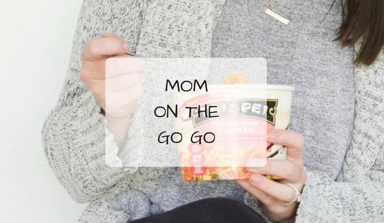 Mom On The Go Go