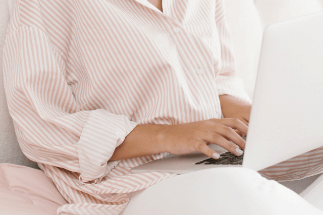 Work From Home Mom Morning Routine