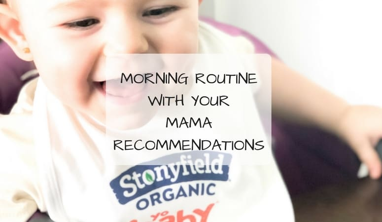 Morning Routine With Your Mama Recommendations