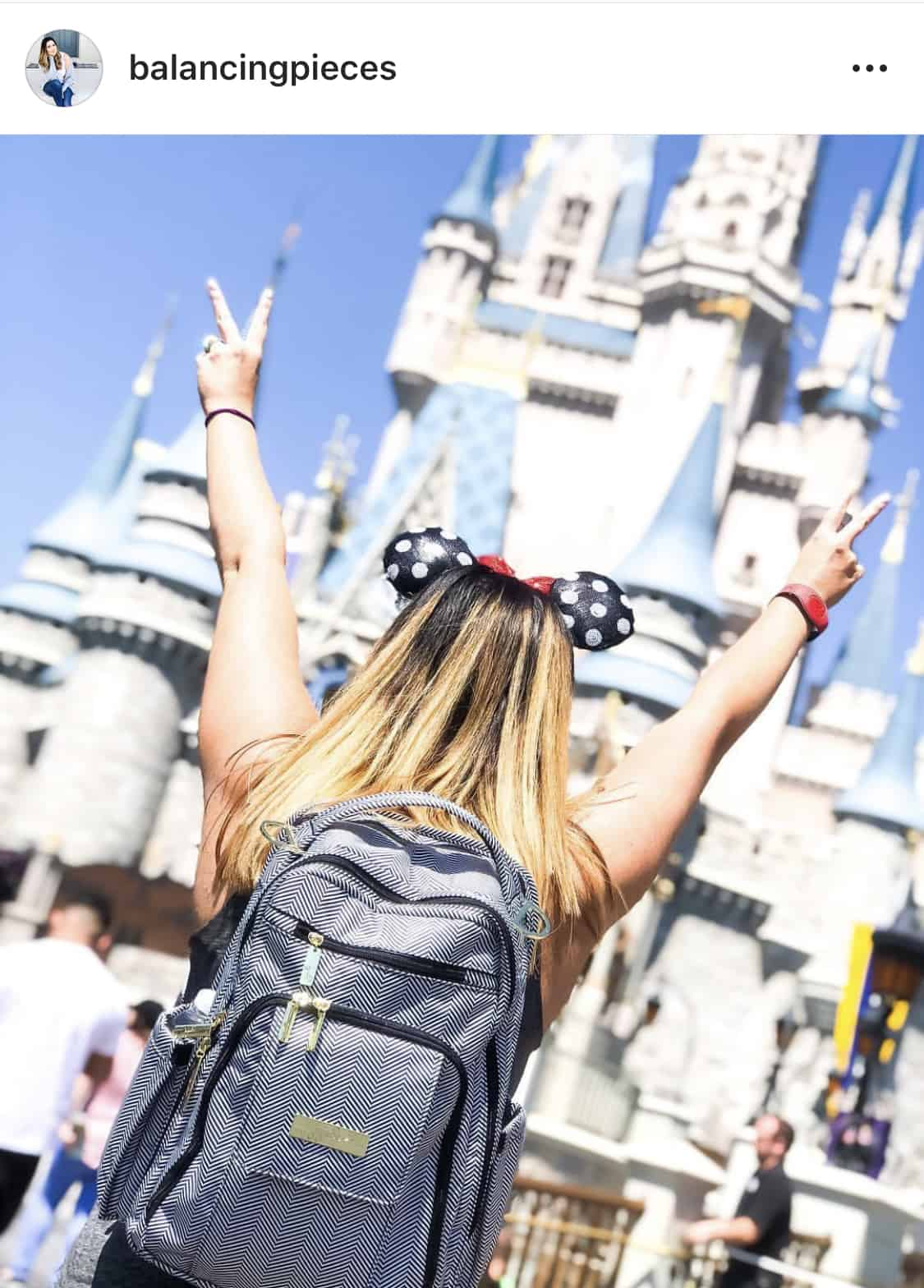 The Best Selfie Spots in Disney