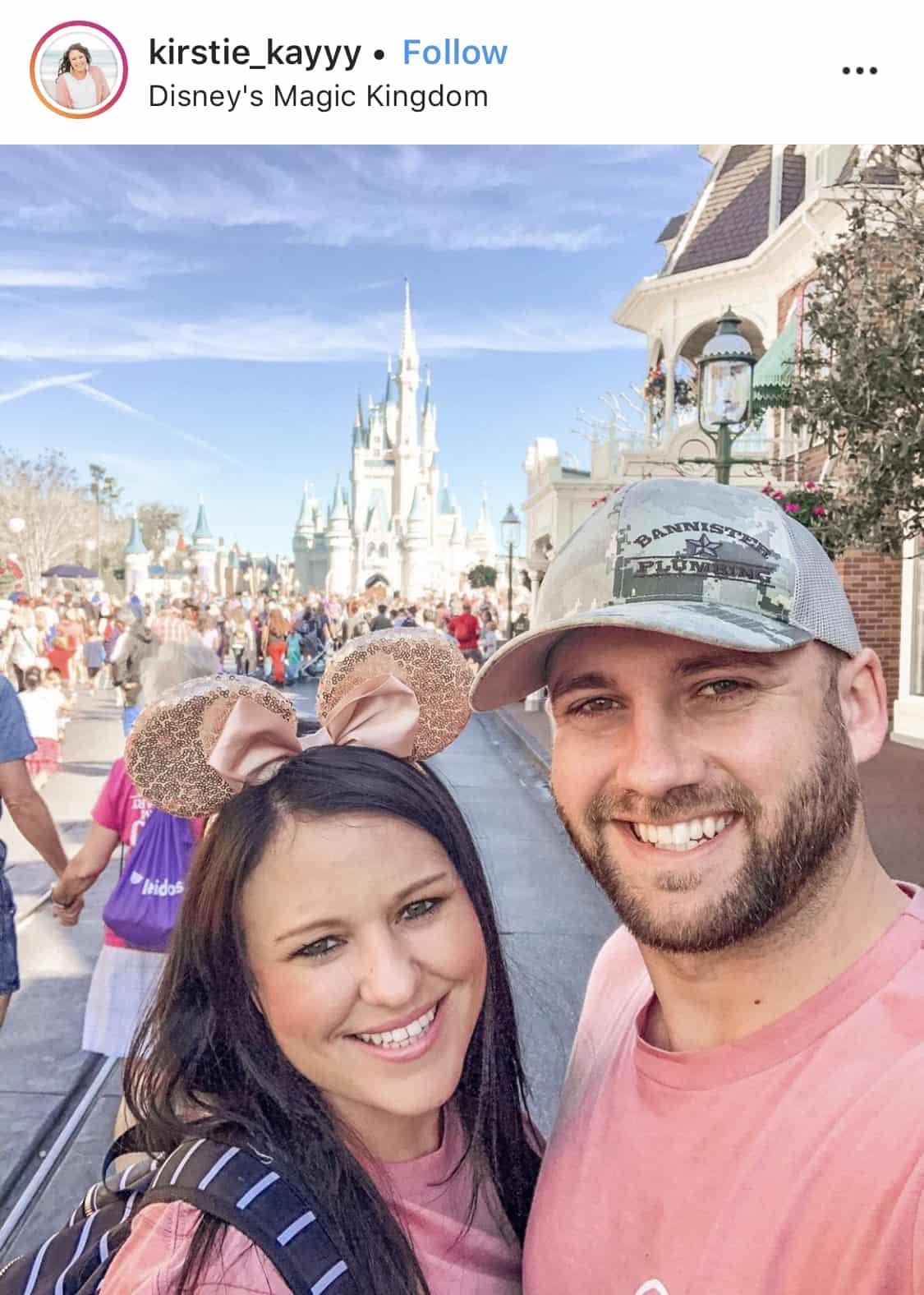 The Best Selfie Spots in Disney World