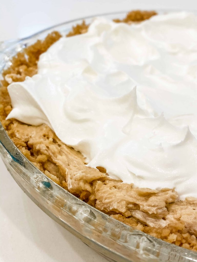 Nutter Butter Peanut Butter Pie