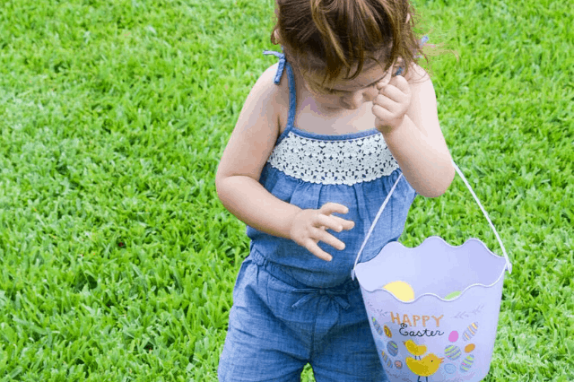 Toddler Easter Baskets – That Aren't Candy!