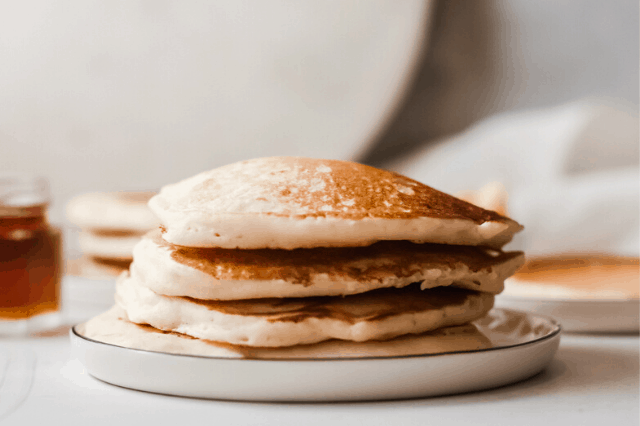 Greek Yogurt pancake